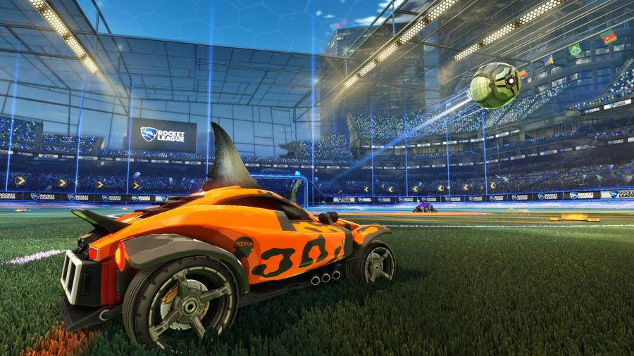 Rocket League - Revenge of the Battle Cars DLC Screenshot 1