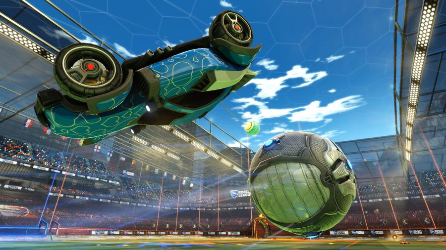 Rocket League - Revenge of the Battle Cars DLC Screenshot 3