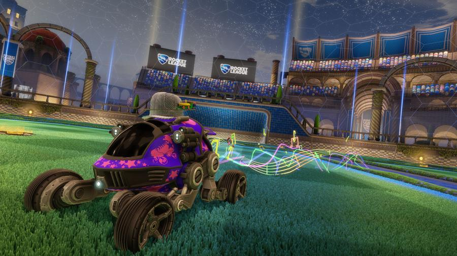 Rocket League - Revenge of the Battle Cars DLC Screenshot 2