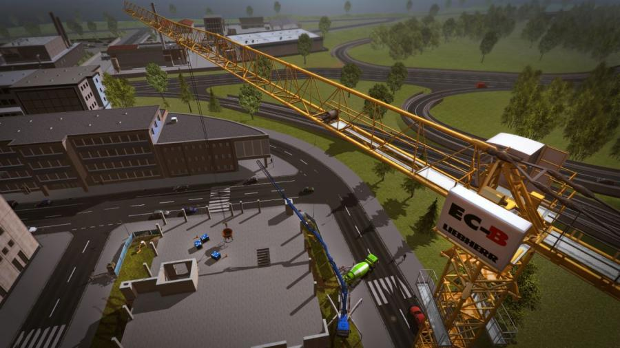 Bau-Simulator - Gold Add-On DLC Pack Screenshot 1