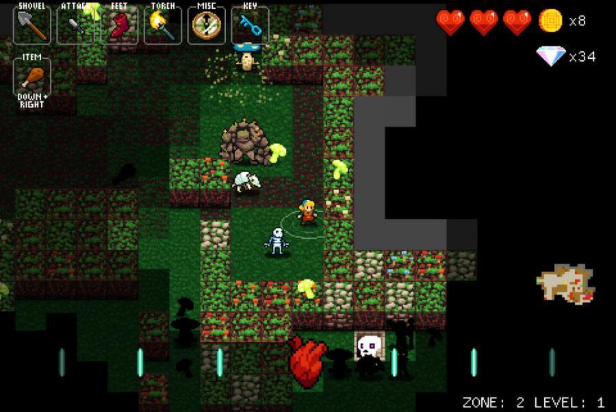 Crypt of the NecroDancer - Steam Geschenk Key Screenshot 5