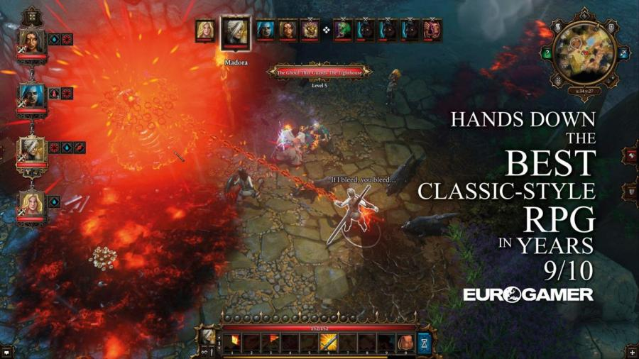 Divinity Original Sin Enhanced Edition - GOG Key Screenshot 6