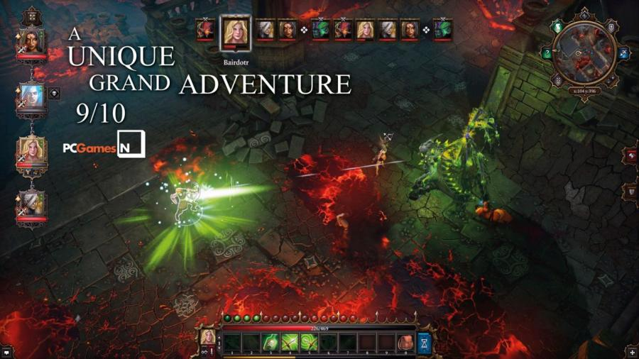 Divinity Original Sin Enhanced Edition - GOG Key Screenshot 2