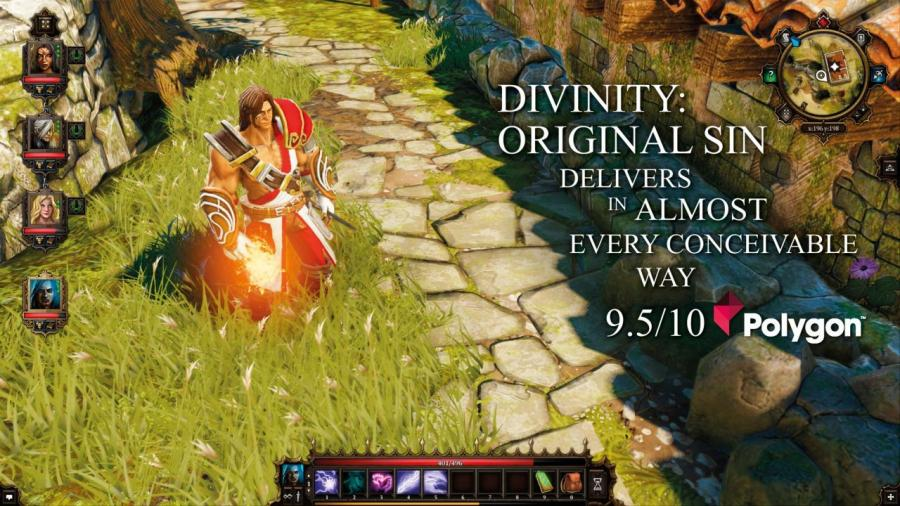 Divinity Original Sin Enhanced Edition - GOG Key Screenshot 4