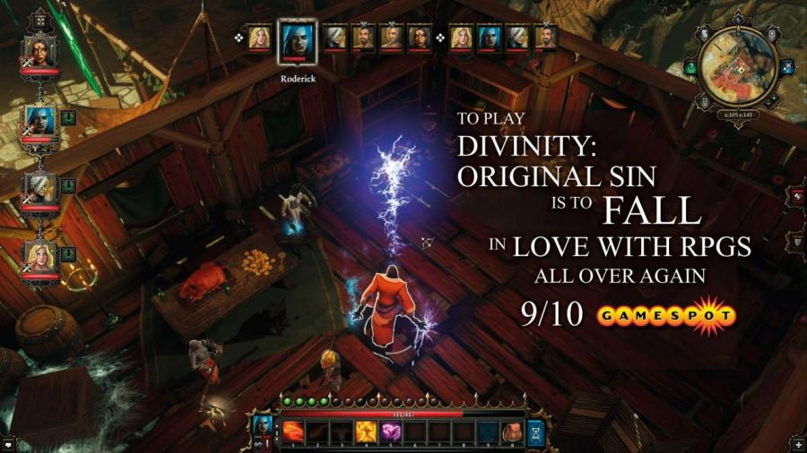 Divinity Original Sin Enhanced Edition - GOG Key Screenshot 3
