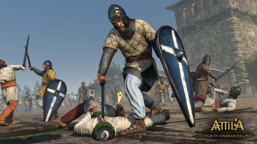 Total War Attila - Age of Charlemagne DLC Screenshot 6