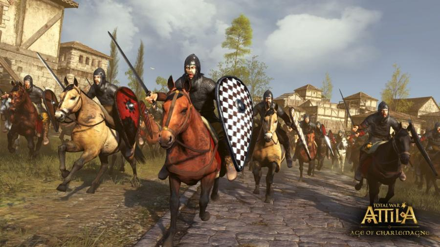 Total War Attila - Age of Charlemagne DLC Screenshot 4