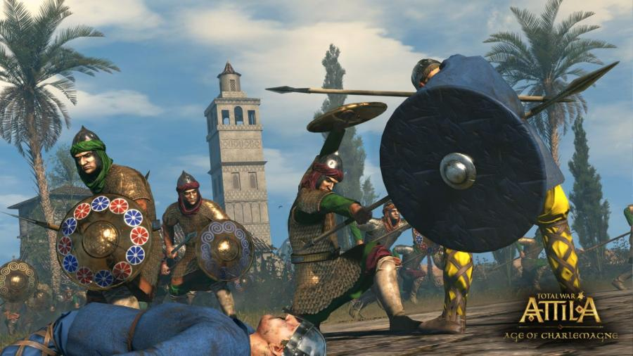 Total War Attila - Age of Charlemagne DLC Screenshot 2