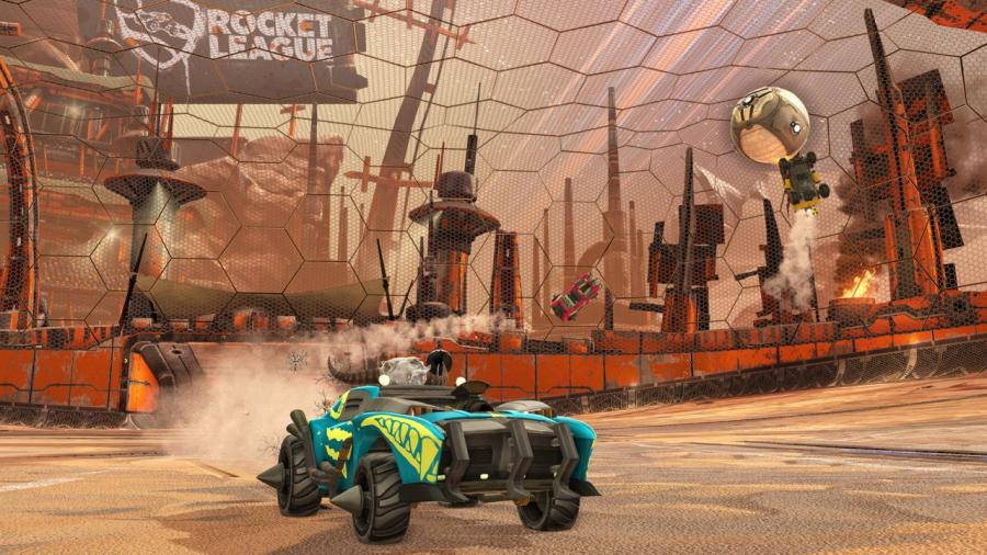 Rocket League - Chaos Run DLC Pack Screenshot 3