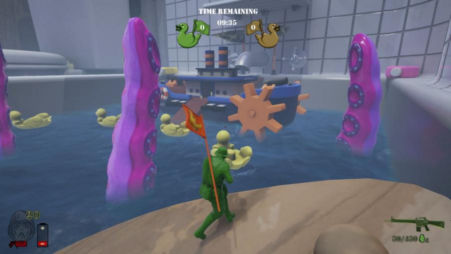 The Mean Greens - Plastic Warfare (Steam Geschenk Key) Screenshot 3