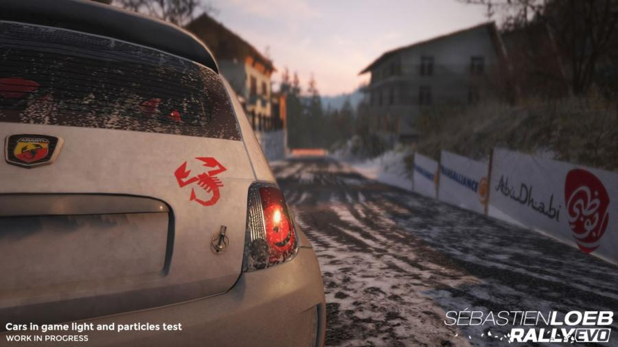 Sebastien Loeb Rally EVO Screenshot 5