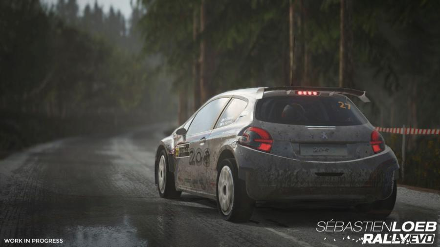 Sebastien Loeb Rally EVO Screenshot 1