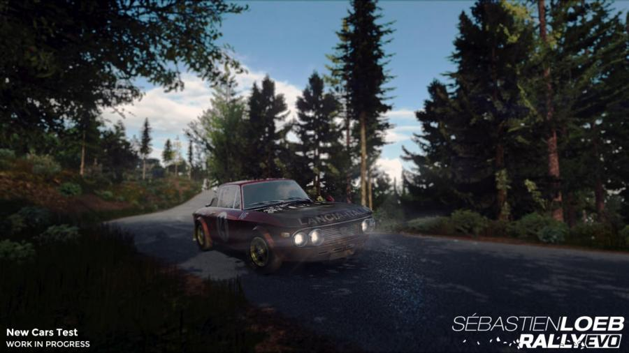 Sebastien Loeb Rally EVO Screenshot 2