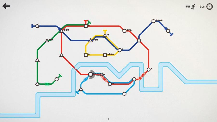 Mini Metro Screenshot 8