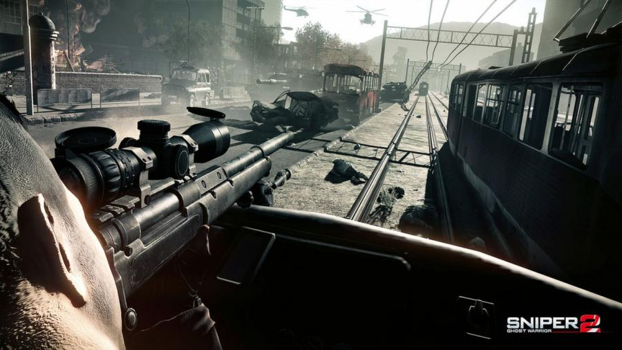 Sniper Ghost Warrior Trilogy Screenshot 6