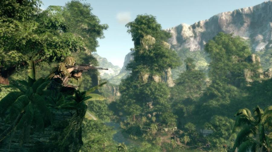 Sniper Ghost Warrior Trilogy Screenshot 5