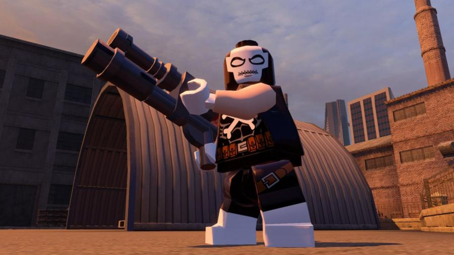 LEGO Marvel's Avengers Screenshot 9