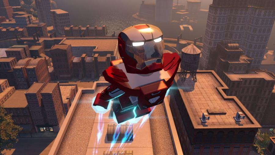 LEGO Marvel's Avengers Screenshot 7
