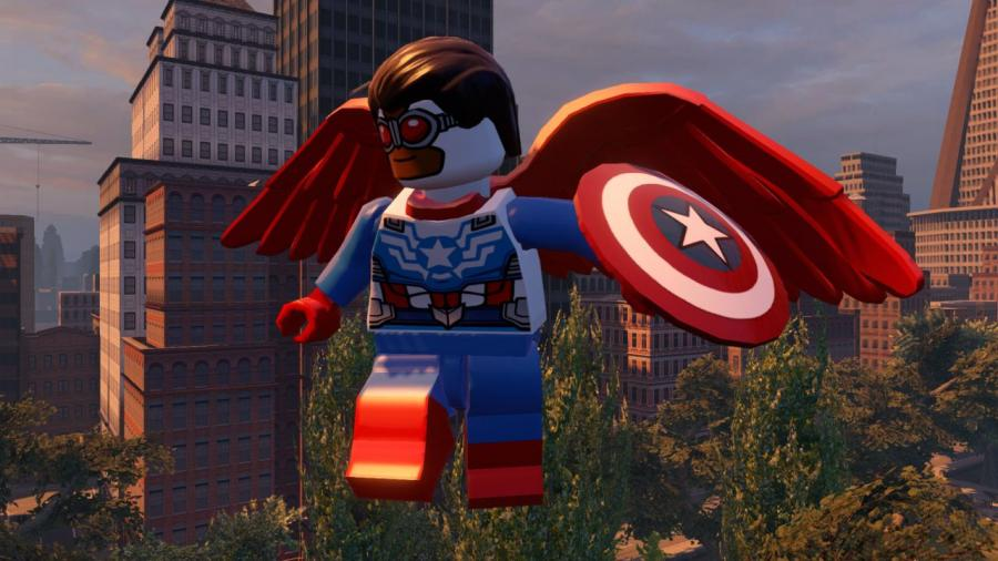 LEGO Marvel's Avengers Screenshot 5