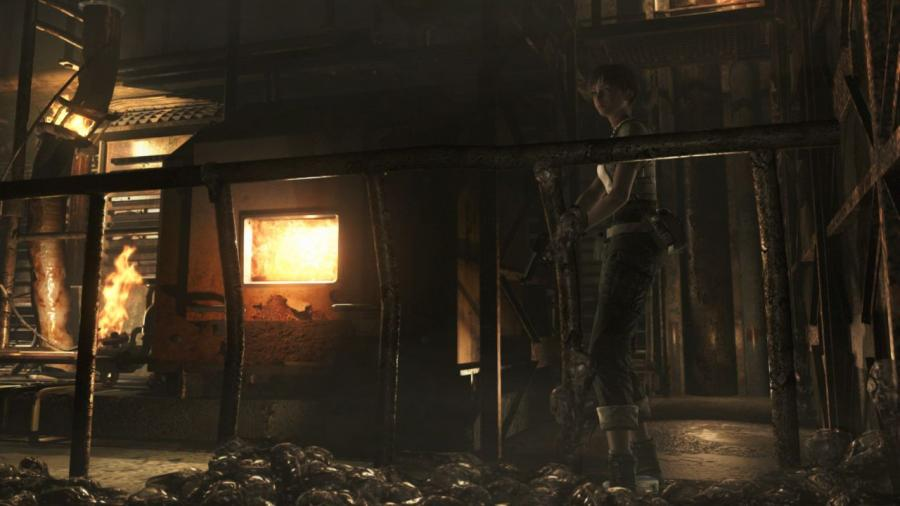 Resident Evil Origins Collection Screenshot 8