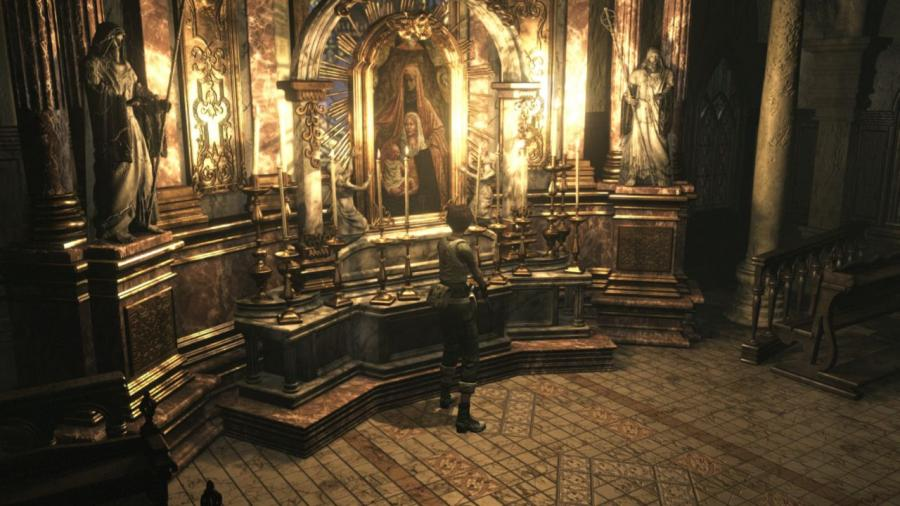 Resident Evil Origins Collection Screenshot 6