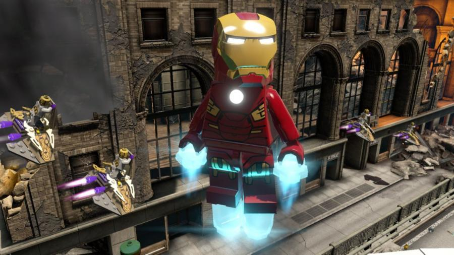LEGO Marvel's Avengers - Deluxe Edition Screenshot 2