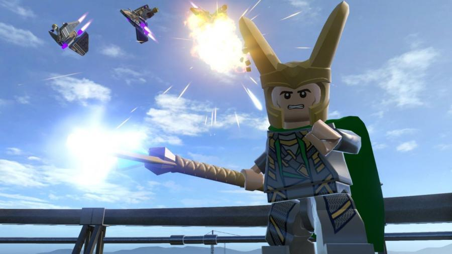 LEGO Marvel's Avengers - Deluxe Edition Screenshot 7