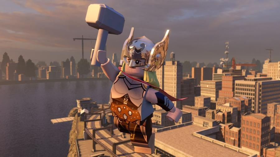 LEGO Marvel's Avengers - Deluxe Edition Screenshot 4