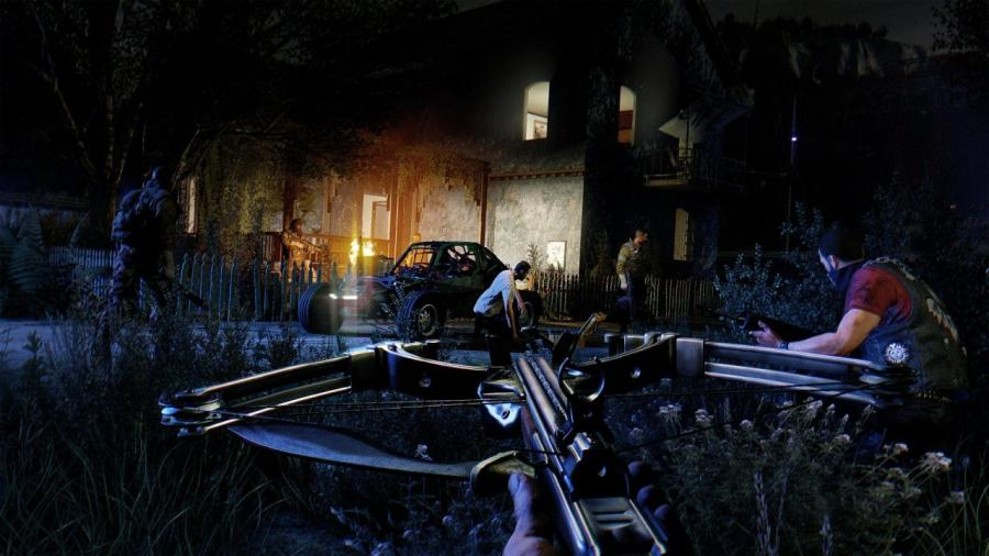 Dying Light - The Following Enhanced Edition Screenshot 1