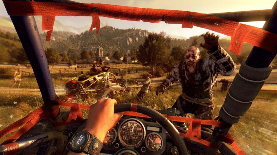 Dying Light - The Following Enhanced Edition Screenshot 2