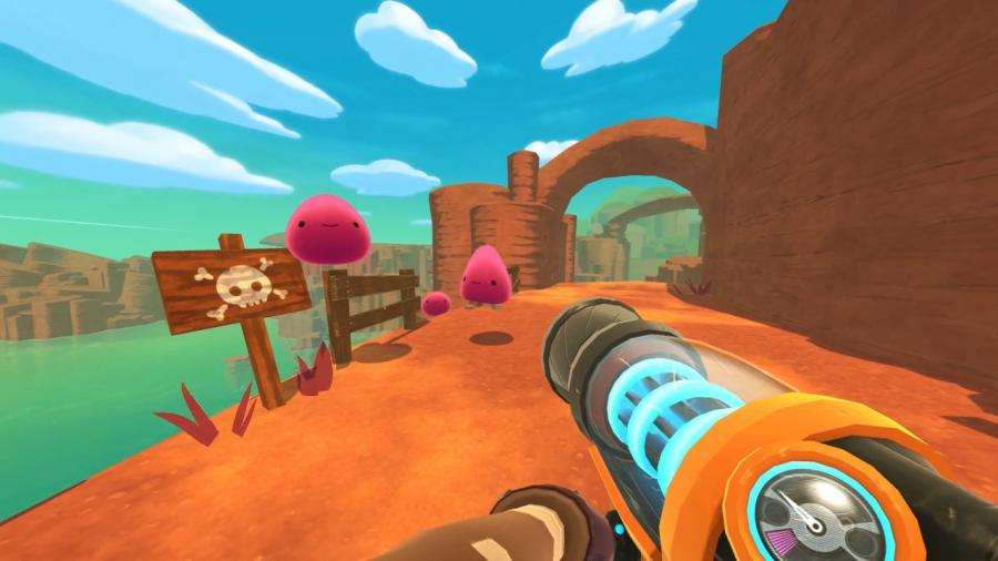 Slime Rancher - Steam Geschenk Key Screenshot 3