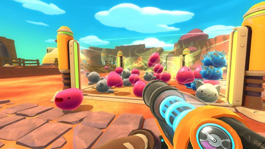 Slime Rancher - Steam Geschenk Key Screenshot 1
