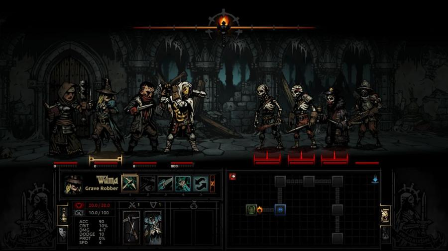 Darkest Dungeon - Steam Geschenk Key Screenshot 4