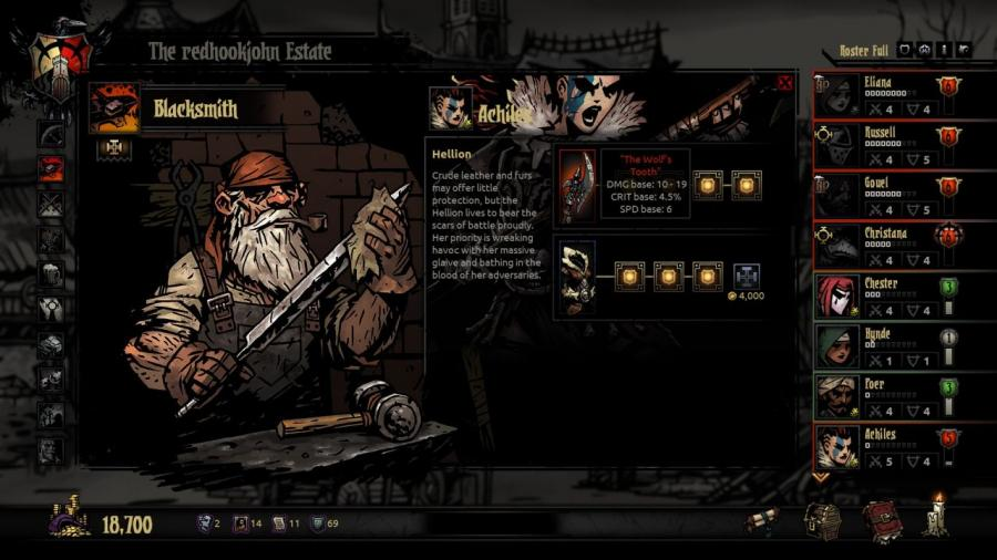 Darkest Dungeon - Steam Geschenk Key Screenshot 6