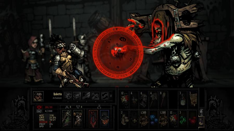 Darkest Dungeon - Steam Geschenk Key Screenshot 5