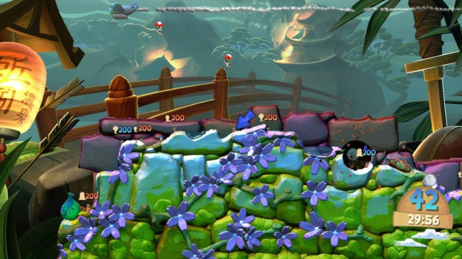 Worms Clan Wars - Steam Geschenk Key Screenshot 8