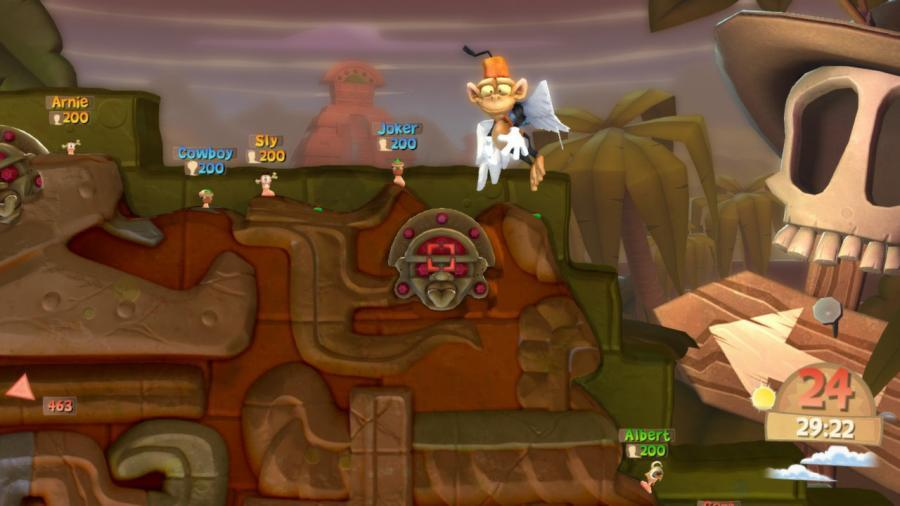 Worms Clan Wars - Steam Geschenk Key Screenshot 3