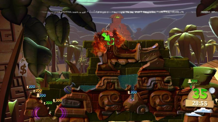 Worms Clan Wars - Steam Geschenk Key Screenshot 1