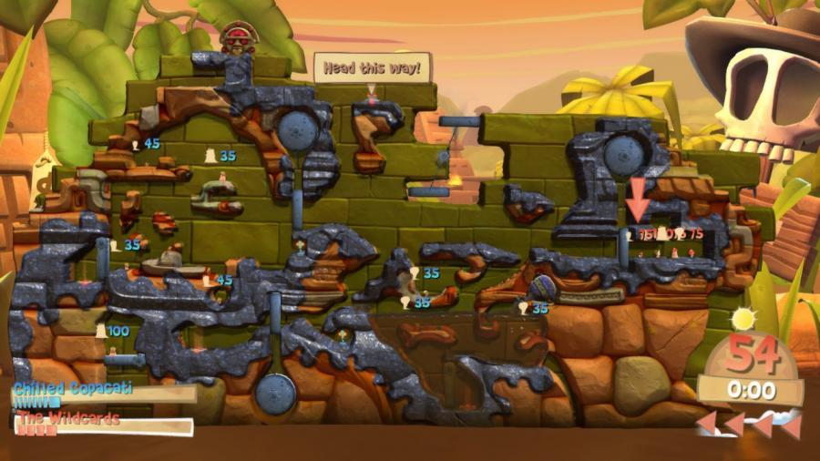 Worms Clan Wars - Steam Geschenk Key Screenshot 6