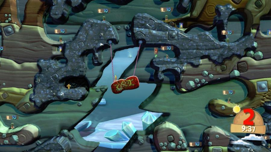 Worms Clan Wars - Steam Geschenk Key Screenshot 5