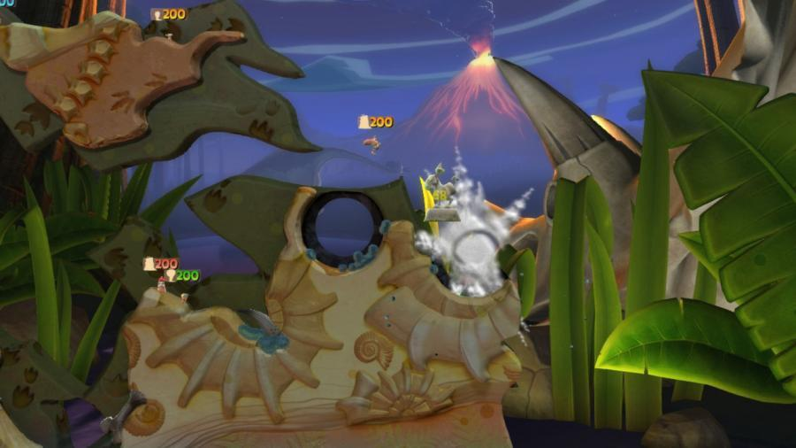 Worms Clan Wars - Steam Geschenk Key Screenshot 2