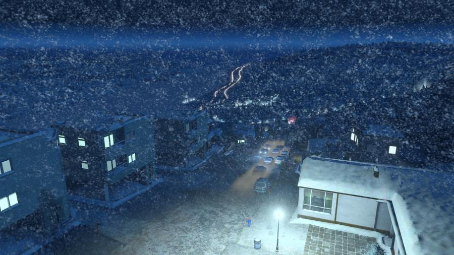 Cities Skylines - Snowfall (Addon) Screenshot 9