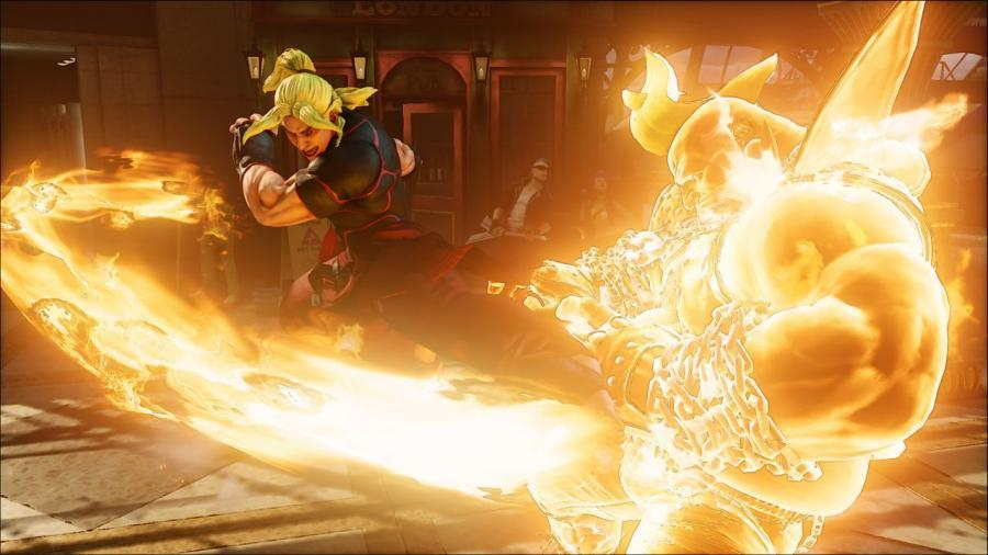 Street Fighter V - Deluxe Edition Screenshot 7