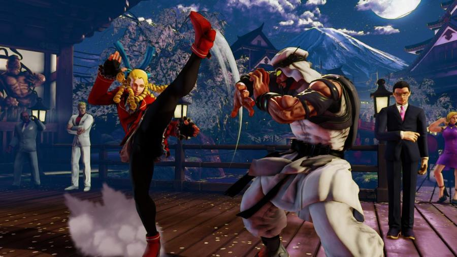 Street Fighter V - Deluxe Edition Screenshot 2
