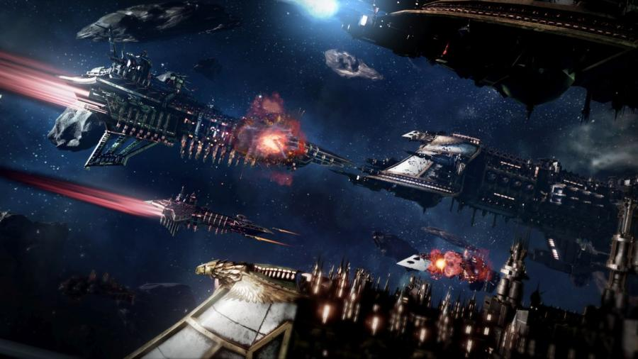 Battlefleet Gothic Armada Screenshot 5
