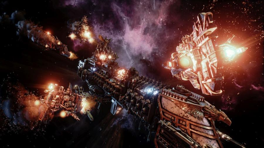 Battlefleet Gothic Armada Screenshot 1