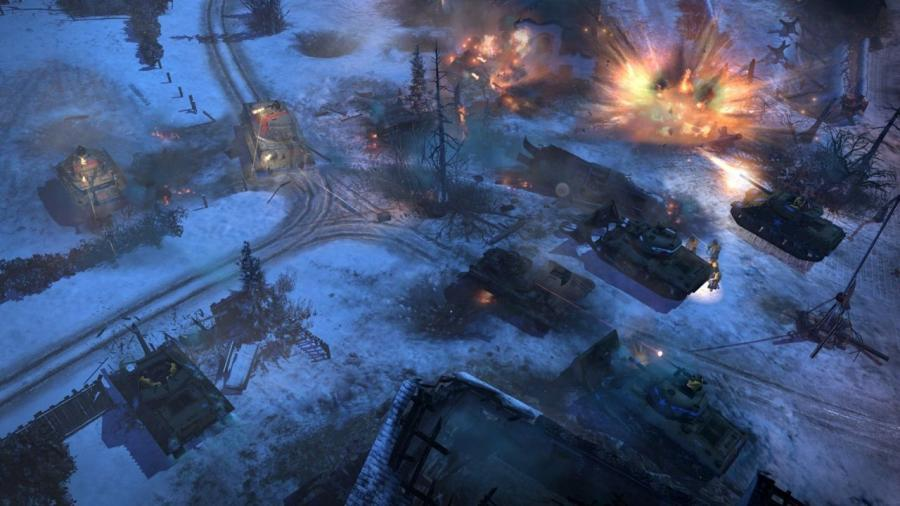 Coh 2 Case Blue : Company of heroes case blue mission pack steam cd key bei