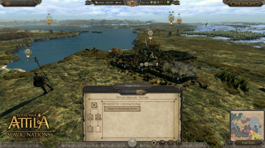 Total War Attila - Slavic Nations Culture Pack (DLC) Screenshot 4