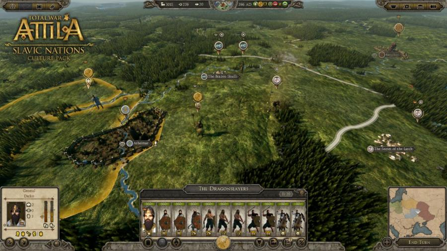 Total War Attila - Slavic Nations Culture Pack (DLC) Screenshot 5