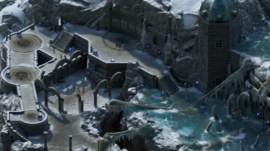Pillars of Eternity - The White March Part II (DLC) Screenshot 2